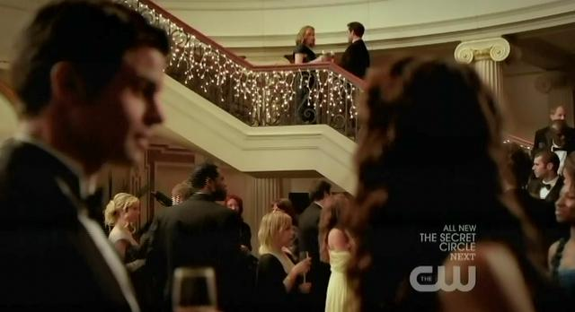 The Vampire Diaries S3x14 Elijah asking Elena what Esther wanted