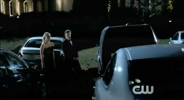 The Vampire Diaries S3x14 Matt and Rebekah