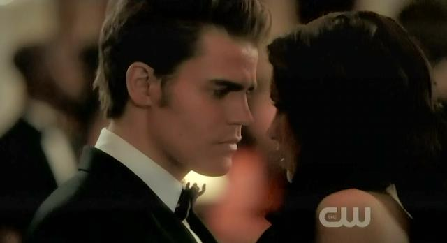 The Vampire Diaries S3x14 Stefan and Elena