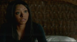 The Vampire Diaries S3x15 - A chat with Bonnie