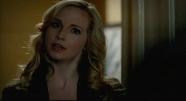 The Vampire Diaries S3x15 - Beautiful Candice Accola as Caroline