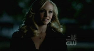 The Vampire Diaries S3x15 - Caroline is the diversion