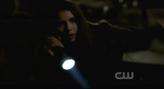 The Vampire Diaries S3x15 - Elena is taunted by Rebekah