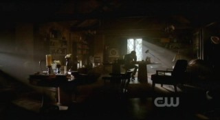 The Vampire Diaries S3x15 - Hard at work