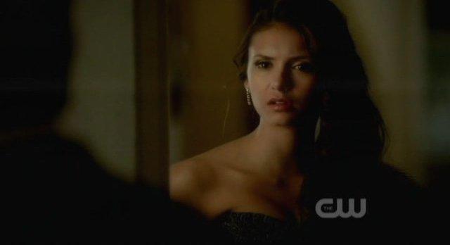 The Vampire Diaries S3x15 - Lovely Nina Dobrev as Elena Gilbert