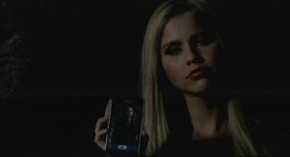 The Vampire Diaries S3x15 - Rebekah shhot blackmail video