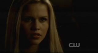 The Vampire Diaries S3x15 - Rebekah talks with Elijah