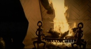 The Vampire Diaries S3x15 - The drawings are burned