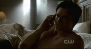 The Vampire Diaries S3x15 - The  econd call answered