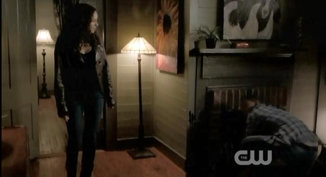 The Vampire Diaries S03x17 Abbey and jamie