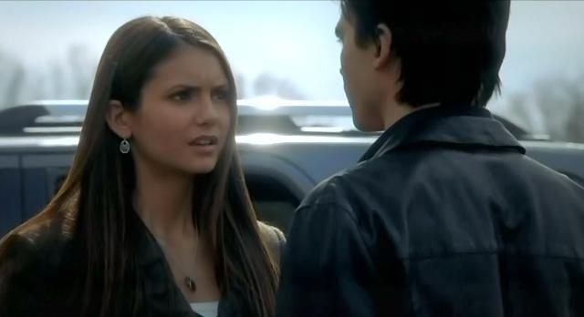 The Vampire Diaries S03x17 Damon and Elena