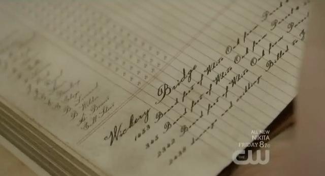 The Vampire Diaries S03x17 Damon finds wickery oak