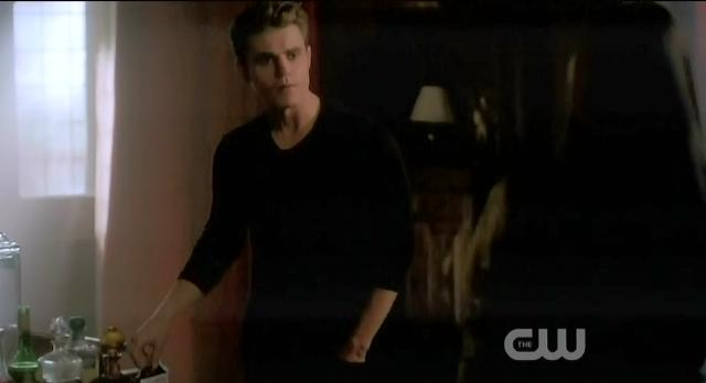 The Vampire Diaries S03x17 Stefan and Elena