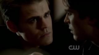 The Vampire Diaries 3x16 - Salvatore Brothers talking