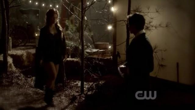 The Vampire Diaries 3x16 - Hot and seductive Sage
