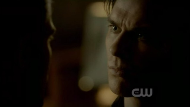 """The Vampire Diaries 3x16 - Damon tells Stefan """"you are all I have got"""""""