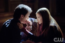 The Vampire Diaries S3x18 Damon and Elena