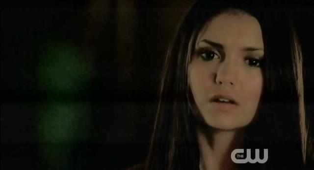 The Vampire Diaries S3x19 Elena saying goodbye to Stefan