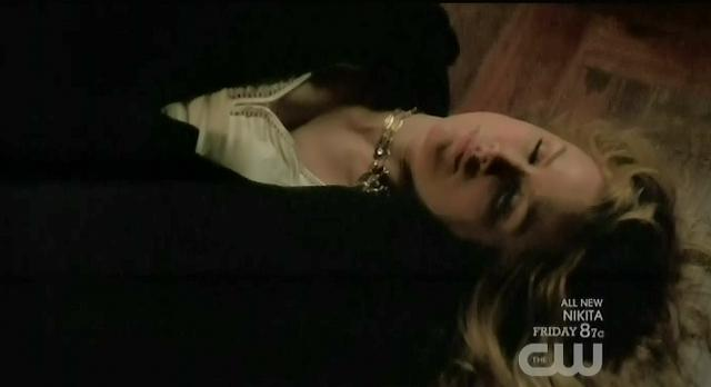 The Vampire Diaries S3x19 Esther laying dead
