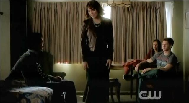 The Vampire Diaries S3x19 Rose explaining the after life