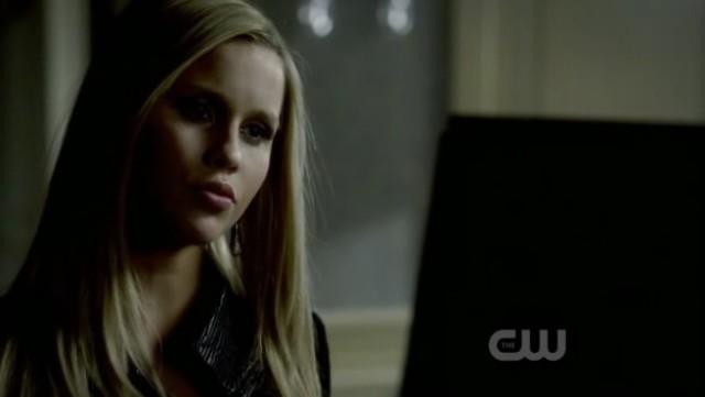 The Vampire Diaries 3x20 - Rebekah as Esther