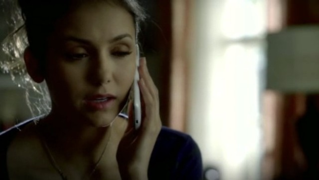 The Vampire Diaries 3x20 - Elana invites Stefan to the dance