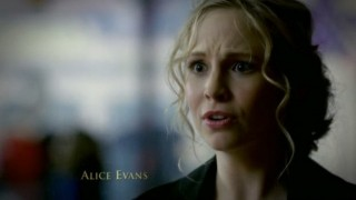 The Vampire Diares S3x20 - Caroline gives Elena advice about Stefan
