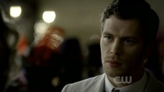 The Vampire Diaries S3x20 - Klaus claims to be the alpha male