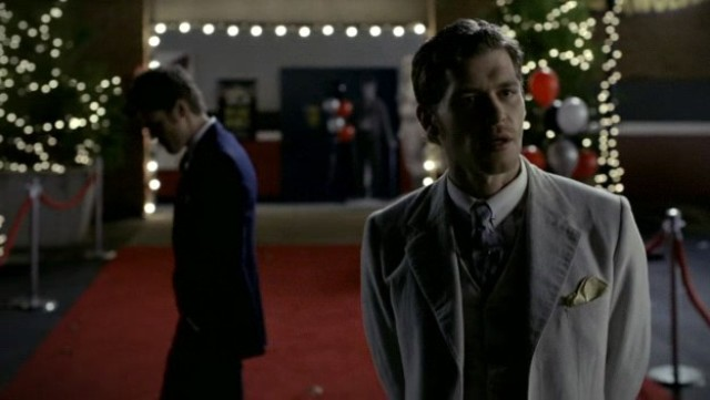The Vampire Diaries 3x20 - Klaus and Stefan