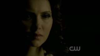 The Vampire Diaries S3x20 - Elena listening to Esther talking about Jenna