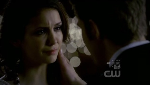 The Vampire Diaries 3x20 - Elena and Stefan