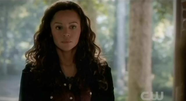 The Vampire Diaries S3x21 Abby helping Bonnie