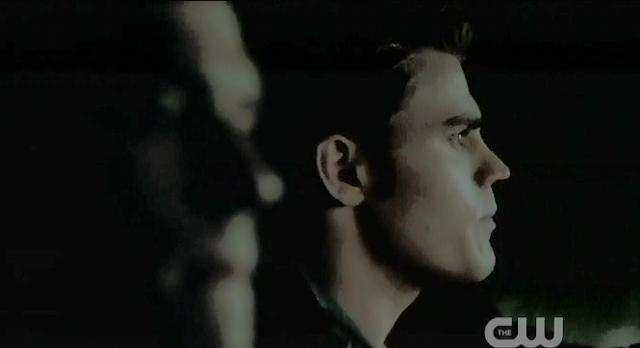 The Vampire Diaries S3x21 Damon and Stefan talking about what happends when Elena chooses one of them