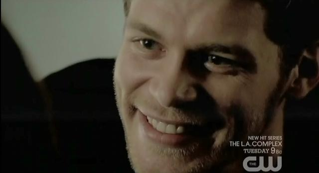 The Vampire Diaries S3x21 Klaus asking Elena who she would of picked