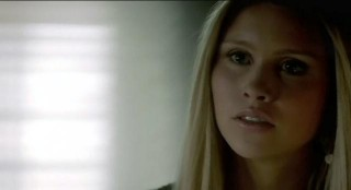 The Vampire Diaries S3x21 Rebekah asking Klaus to leave town with her