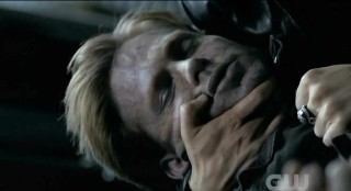 The Vampire Diaries S3x22 Alaric dying