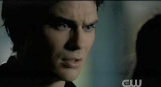 The Vampire Diaries S3x22 Damon talking to Meredith