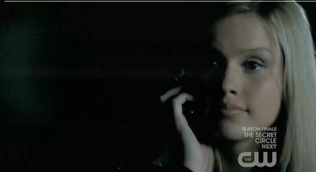 The Vampire Diaries S3x22 Rebekah on the phone with Stefan