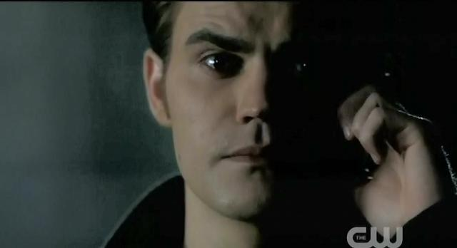 The Vampire Diaries S3x22 Stefan finding out Klaus is dead