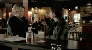 The Vampire Diaries S4 x 2 Liz and Damon
