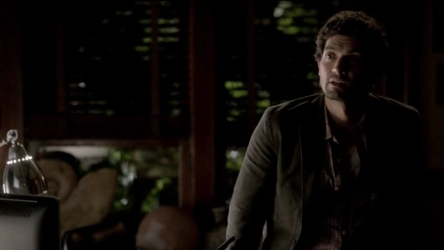 The Vampire Diaries S4x05 - Professor Shane