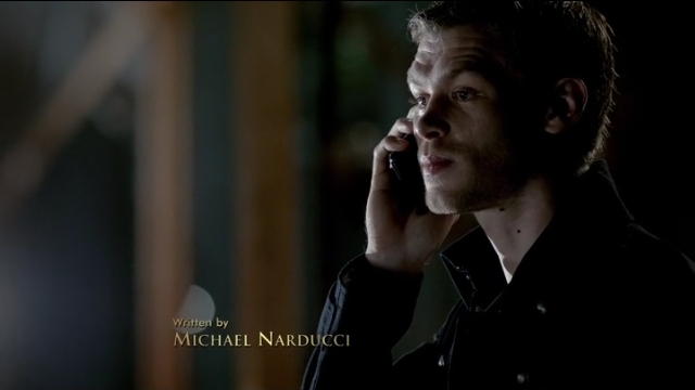 The Vampire Diaries S4x05 - Klaus