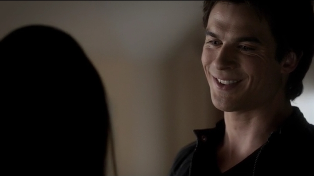 The Vampire Diaries S4x05 - Damon and Elena