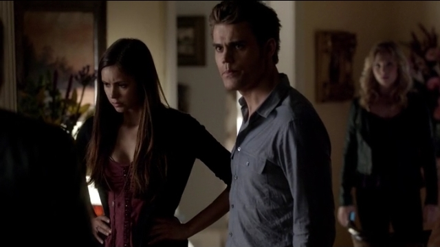 The Vampire Diaries S4x05 - Sefan bossy pants