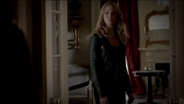 The Vampire Diaries S4x05 - Caroline Forbes