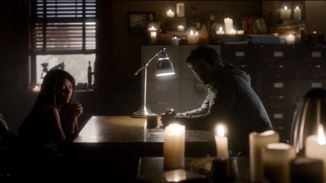 The Vampire Diaries S4x05 - YAY Wicked Witch of the West is back