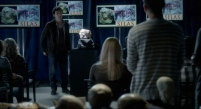 The Vampire Diaries S4x06 - At Professor Shane's lecture