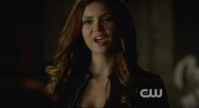 The Vampire Diaries S4x06 - Katherine appears in Elena hallucination