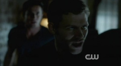 The Vampire Diaries S4x06 - Klaus is not happy