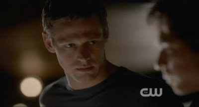 The Vampire Diaries S4x06 - Matt warns Damon